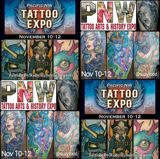 News updates and upcoming events two birds tattoo for Upcoming tattoo conventions