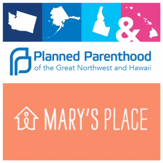 Planned Parenthood and Mary's Place