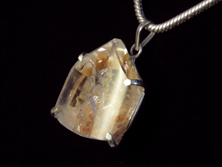 Inner Child Quartz Necklace