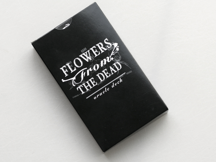 Flowers From the Dead Tarot Deck