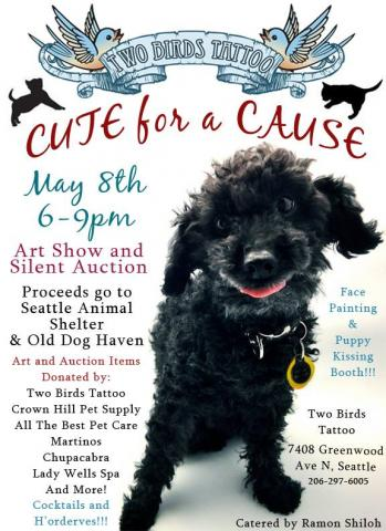 Cute For a Cause May 2015