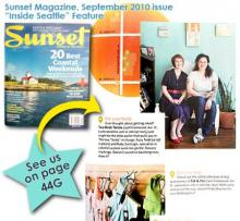 Sunset Magazine September 2010